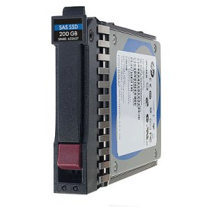 HP 690825-B21 200GB 2.5 (SFF) Serial Attached SCSI (SAS) 6G SC Enterprise Mainstream Hard Drive Genisys