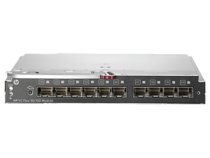 638526-B21 HP Virtual Connect Flex-10/10D Module at Genisys