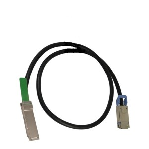 670760-B23 HP 7M FDR Quad  Pluggable InfiniBand Optical Cable