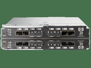 AJ822B HP Brocade 8/24c Power Pack+ SAN Switch for BladeSystem c-Class Genisys
