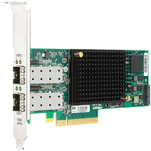 592520-B21 HP InfiniBand 4X QDR ConnectX-2 PCIe G2 Dual Port HCA