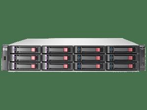 AP843B HP P2000 Dual I/O LFF Drive Enclosure