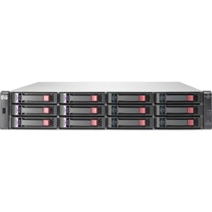 AW594A StorageWorks P2000 G3 Hard Drive Array