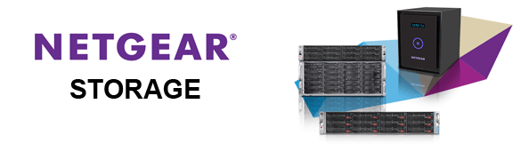 NETGEAR Storage at Genisys