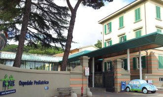 Ospedale Pediatrico Meyer, foto di Melania Mannelli