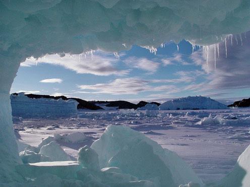 Beautiful Antarctica