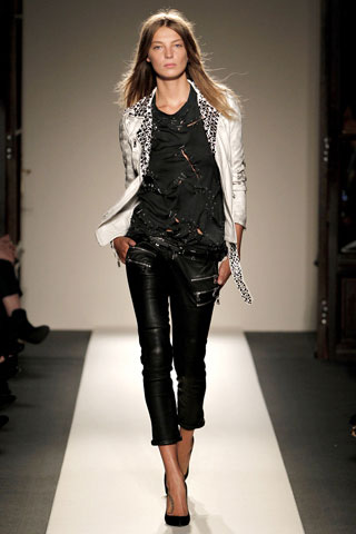 Balmain S-2011 collection
