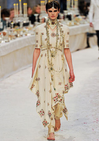 Chanel autimn pre-collection by Karl Lagerfeld