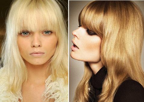 2012 Hair Trend Bangs Fashion Amp Wear Geniusbeauty