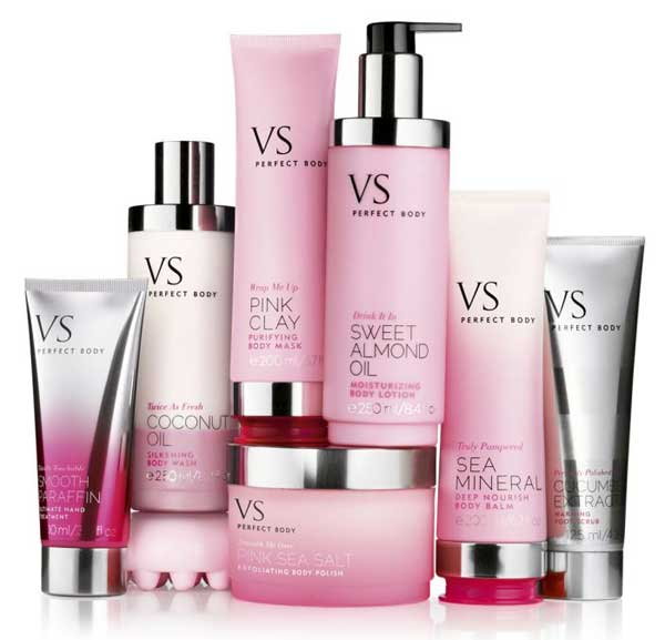 Perfect Body Collection by Victoria's Secret | Cosmetics ...