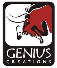 """Genius Creations """"Dobro złem czyń"""""""