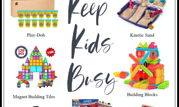 How To Keep Your Kids Busy – Kids Busy You are Free