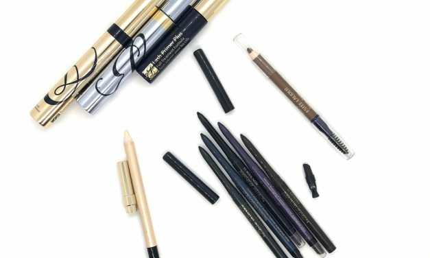 Estee Lauder Double wear Waterproof Eyeliners+Lash Primer Plus+Sumptuous Extreme Lash Multiplying Volume Mascara