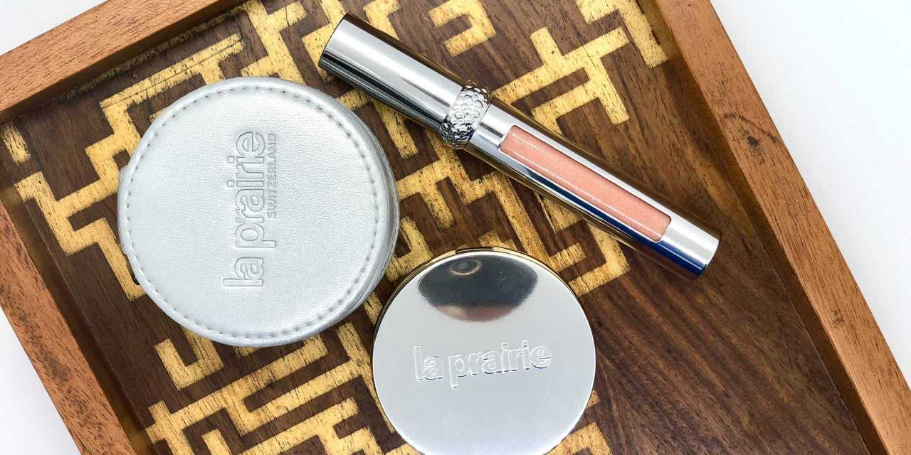 La Prairie Cellular Radiance Cream Blush+ La Prairie Cellular Lip Colour Effects