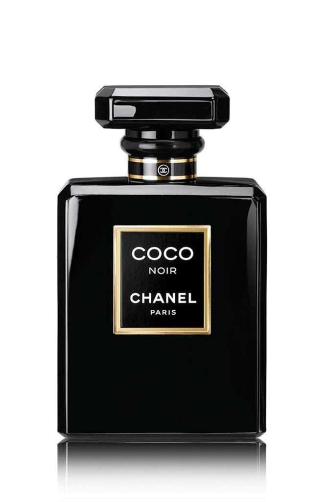 Chanel Coco Noir perfume bottle