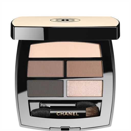 Les Beiges Healthy Glow Natural Eyeshadow Palette medium