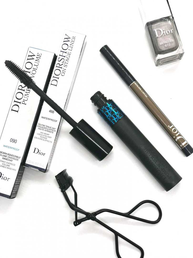 60acfe80ad4 Dior has come up with some new arrivals this summer including Diorshow Pump  'N' Volume Mascara & On Stage Liner. There is also a beautiful Summer Look  2018 ...