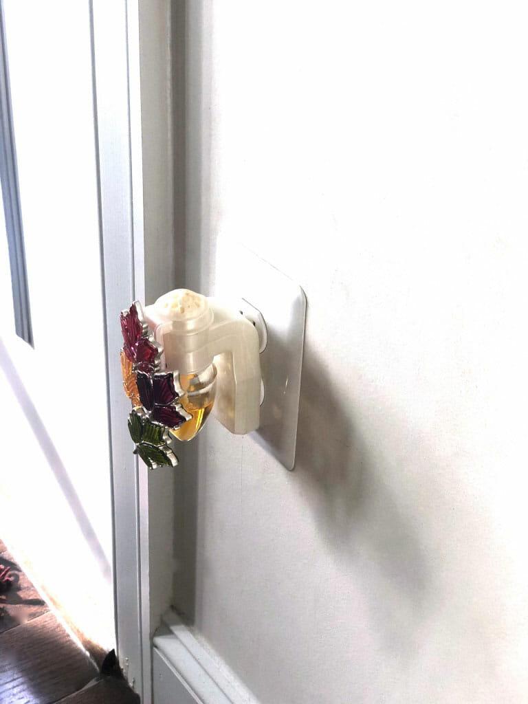 Fragranced wallflower