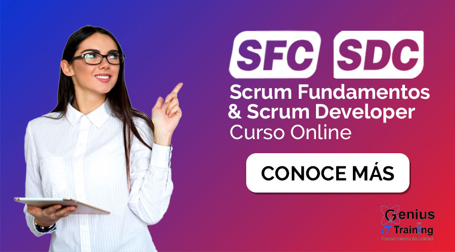scrum fundamentos online