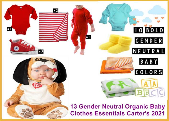 Gender Neutral Organic Baby Clothes