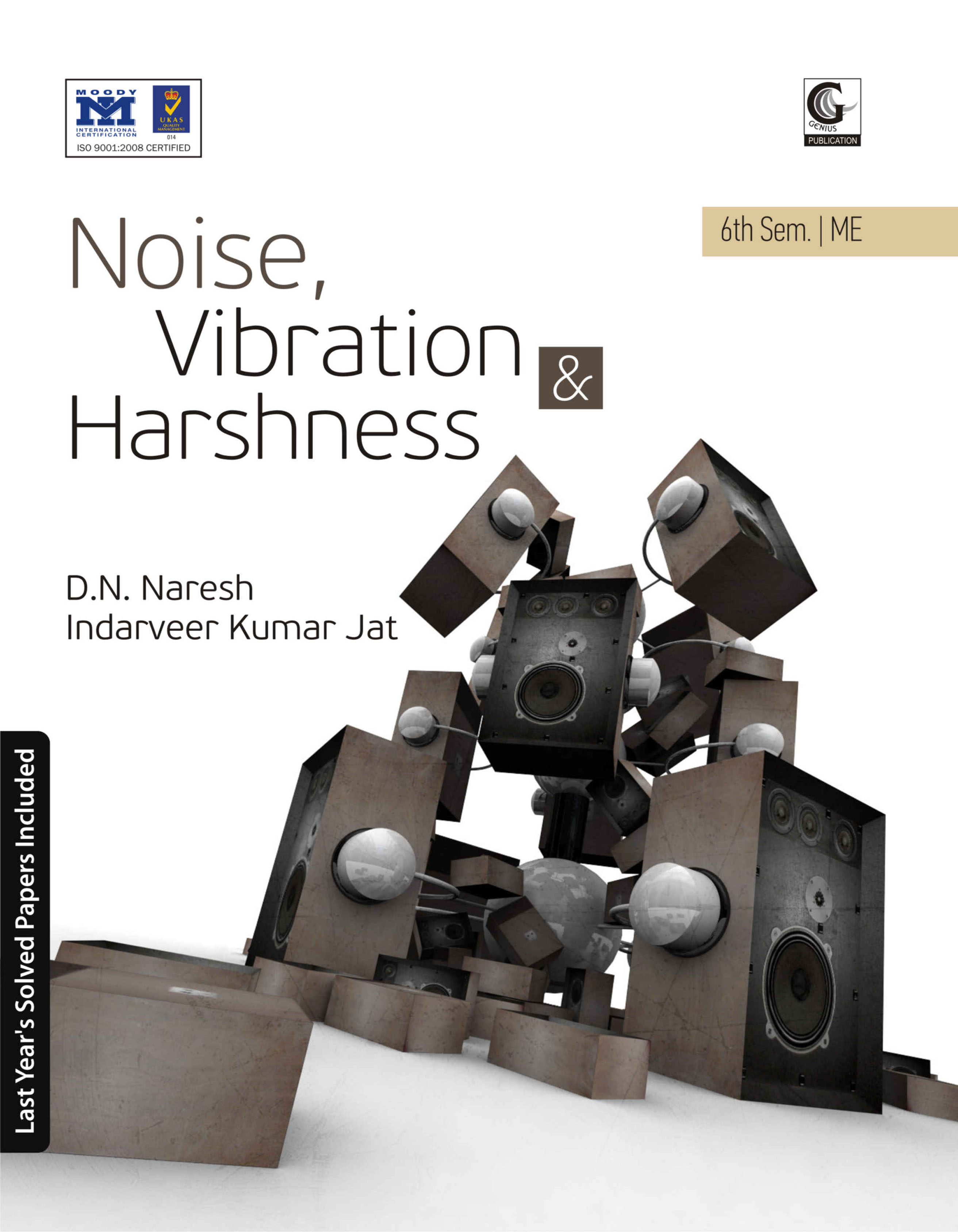 Noise Vibration And Harshness Book