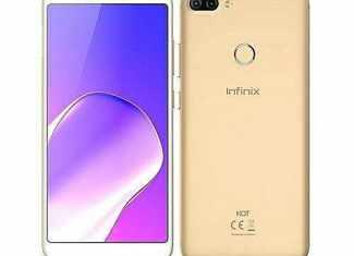 Infinix hot 6 pro