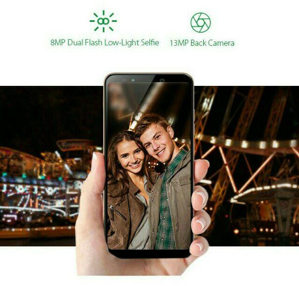 Infinix smart 2 selfie