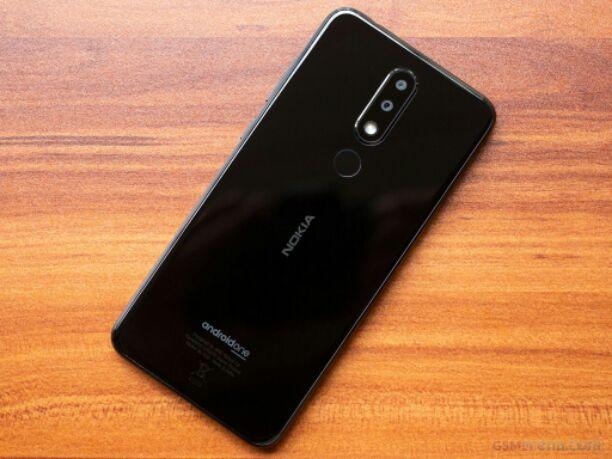 Nokia 5.1 plus design
