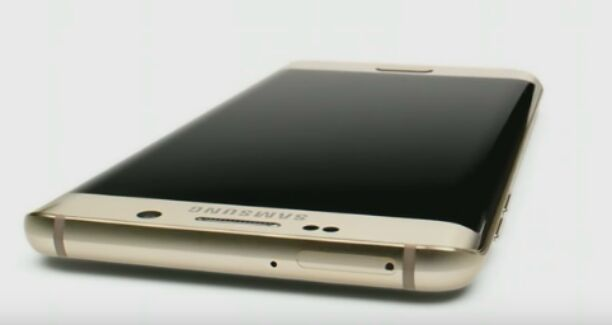 Galaxy S6 Edge plus design