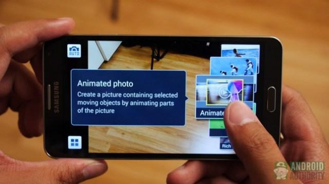 Galaxy Note 3 camera