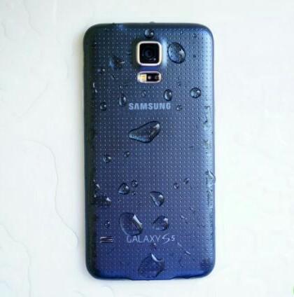 Samsung S5 LTE design