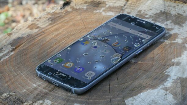 Samsung Galaxy S7 Resistance