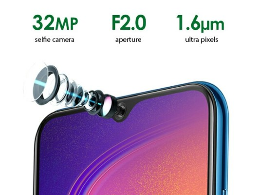 Infinix S4 Price in Nigeria & Specifications