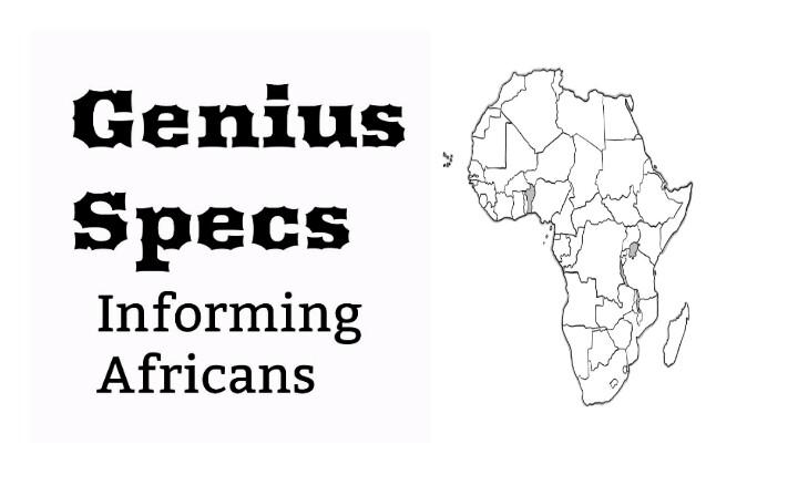 Genius Specs Logo