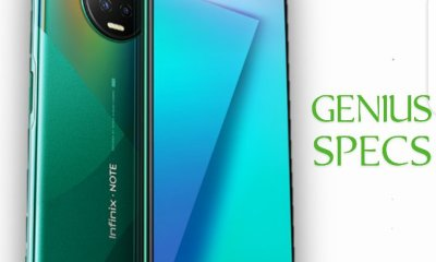 Infinix note 7 price in Nigeria Ghana and Kenya