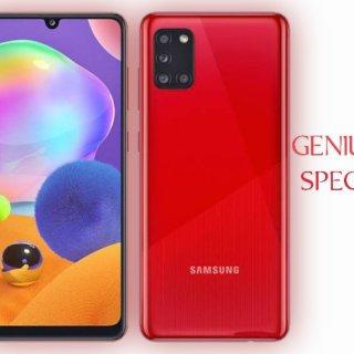Samsung Galaxy A31 price in Nigeria