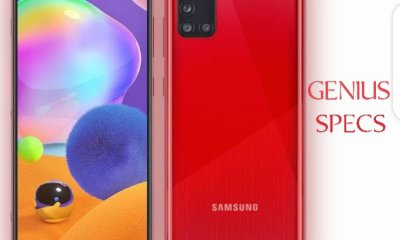 Samsung Galaxy A31 price in Nigeria Ghana and Kenya