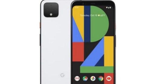 Google Pixel 4 geniusspecs