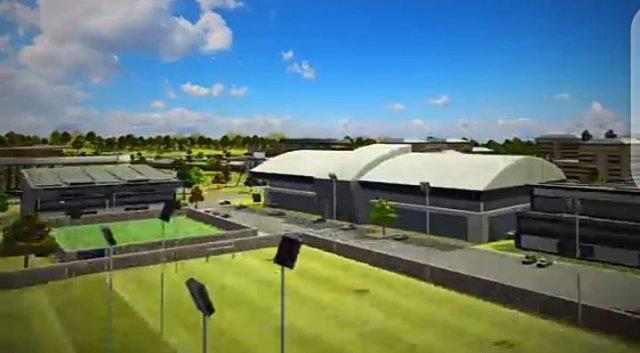 dls 2021 stadium