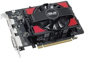 ASUS AMD Radeon R7 250 1GB grphics card