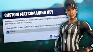 best Fortnite Custom Matchmaking Codes