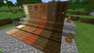 How to Place Things on Trapdoors in Minecraft