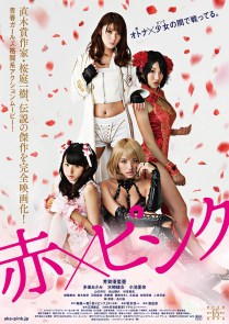 Red x Pink Film Poster