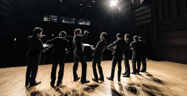 八咫烏 | アメリカの男声合唱