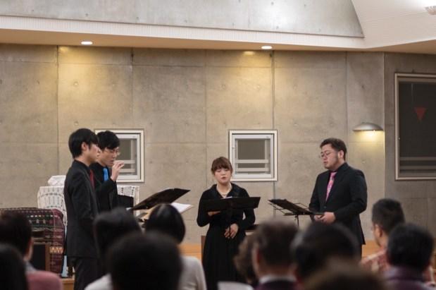 第2回 Ensemble Salicus演奏会|終演