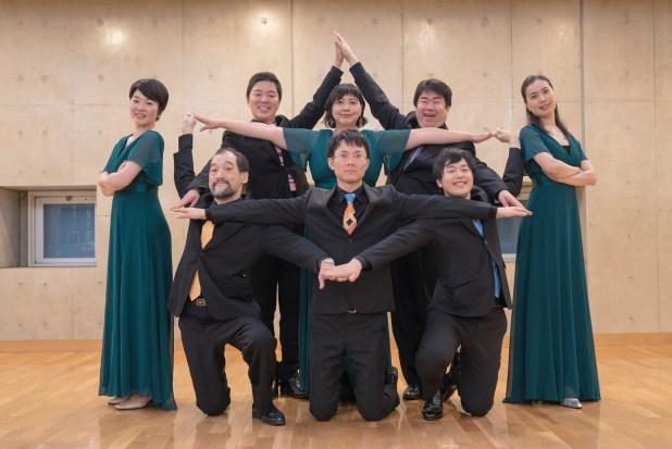The Cygnus Vocal Octet  2nd CD 発売記念ミニコンサート in 東京|終演