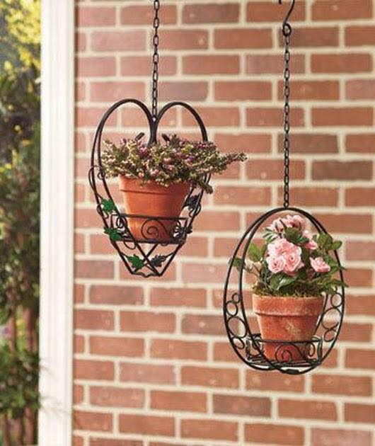 10 Mesmerising Iron Wrought Plant Stand Ideas - Genmice on Iron Stand Ideas  id=86778