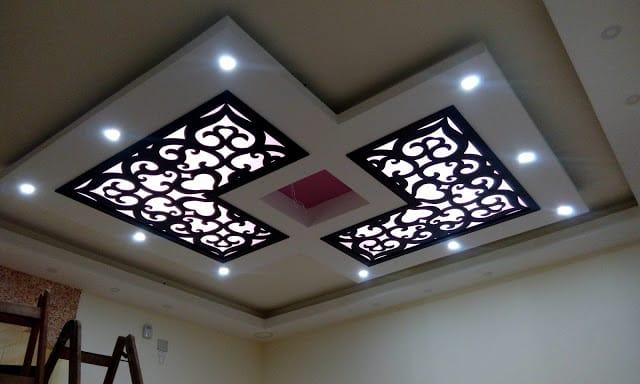 Classy CNC False Ceiling Corner Designs Ideas Genmice