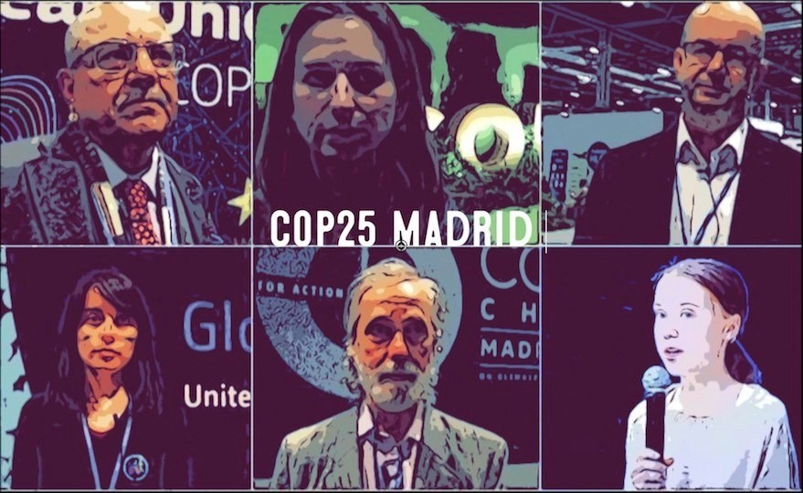COP25 Madrid - Review by Nick Breeze