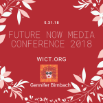 WICTNY.com - Future Now Media Conference 2018
